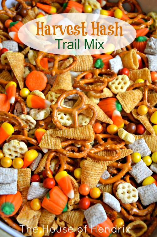 Harvest Hash Halloween Trail Mix The House Of Hendrix